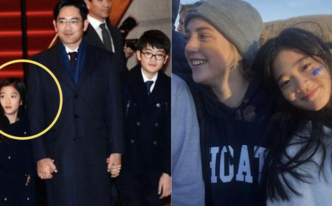 """Tiểu công chúa đế chế Samsung: Chiều cao khủng, bức ảnh cầm iPhone làm dậy sóng MXH và loạt fact ít ai biết về """"biểu tượng rich kid Hàn Quốc"""""""