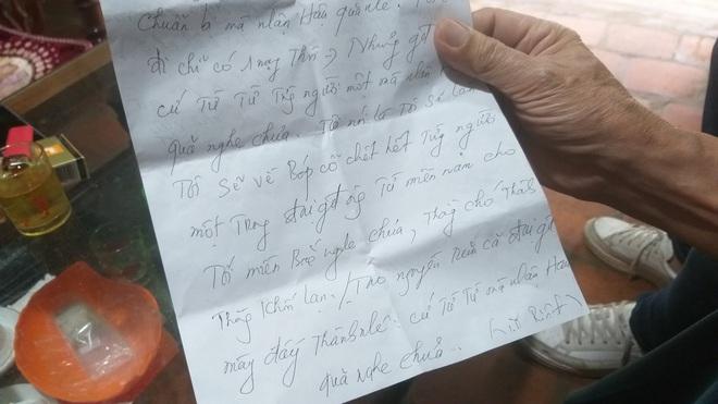 Vụ người chồng mất tích bí ẩn và lá thư hỏi tìm thấy xác chưa?: Cận cảnh căn nhà nhiều dấu vết lạ thường - Ảnh 18.