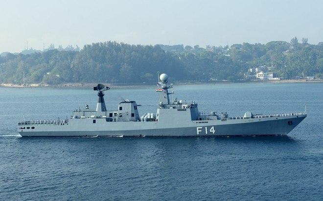 5 lực lượng hải quân mạnh nhất Đông Nam Á: Bất ngờ trước thứ bậc của Việt Nam - Ảnh 10.