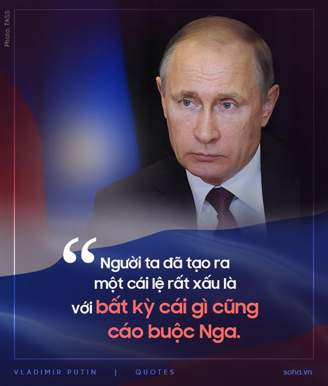 Thông điệp liên bang 2021: Ông Putin lên án phương Tây, điểm danh âm mưu đảo chính và sát hại Tổng thống Belarus - Ảnh 5.
