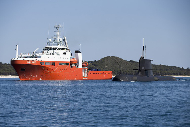 Hải quân Việt Nam là một trong số ít quốc gia sở hữu tàu cứu hộ tàu ngầm hiện đại - Ảnh 3.