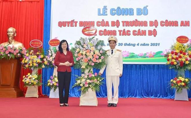 Bắc Ninh có tân Giám đốc Công an  - Ảnh 2.