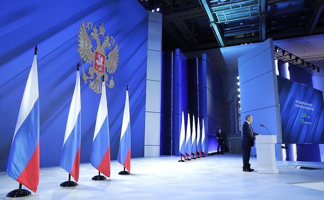 Thông điệp liên bang 2021: Ông Putin lên án phương Tây, điểm danh âm mưu đảo chính và sát hại Tổng thống Belarus - Ảnh 2.