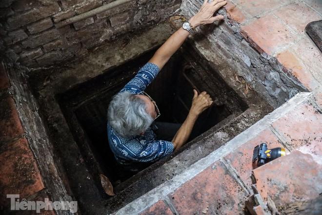 Khám phá địa đạo độc đáo giữa Hà Nội  - Ảnh 13.