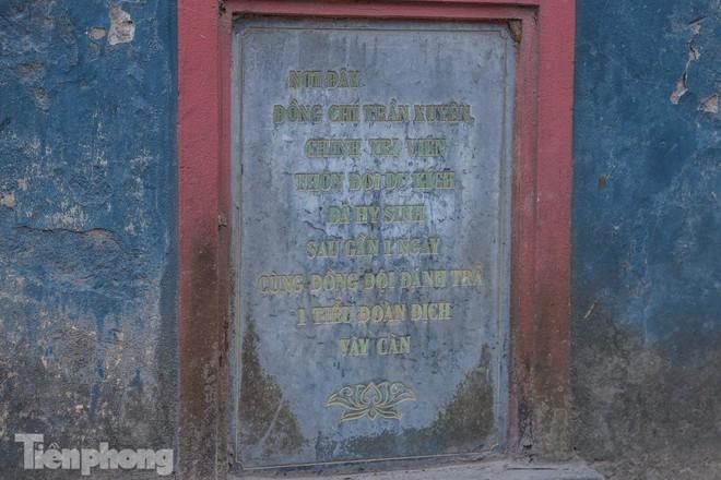 Khám phá địa đạo độc đáo giữa Hà Nội  - Ảnh 15.