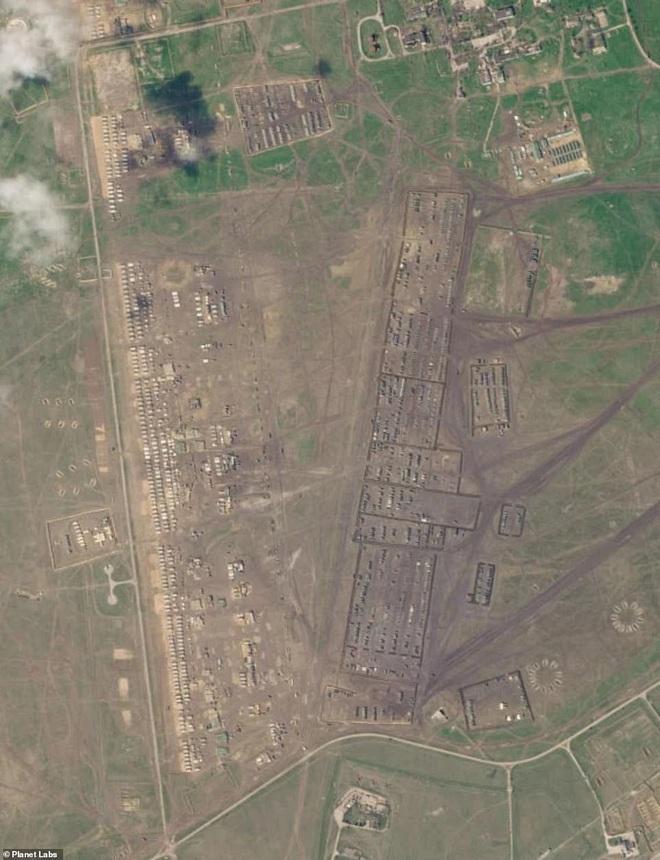 Vệ tinh tiết lộ bí mật của quân đội Nga ở Crimea khiến Ukraine đứng ngồi không yên - Ảnh 3.