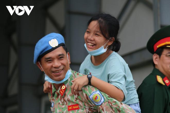 Thêm 24 quân nhân Việt Nam lên đường làm nhiệm vụ tại Nam Sudan - ảnh 2