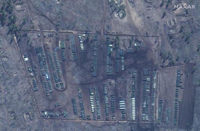 Lực lượng Nga hùng hậu sẵn sàng dọc biên giới Ukraine - Ảnh 5.