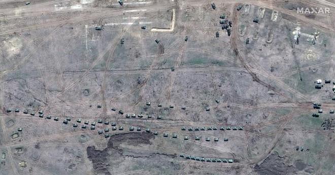 Lực lượng Nga hùng hậu sẵn sàng dọc biên giới Ukraine - Ảnh 6.