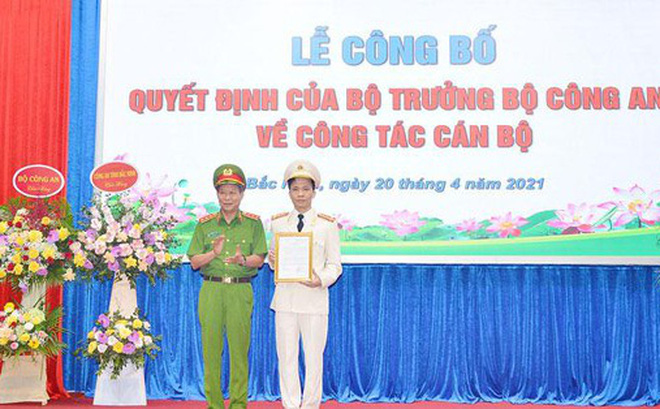 Bắc Ninh có tân Giám đốc Công an