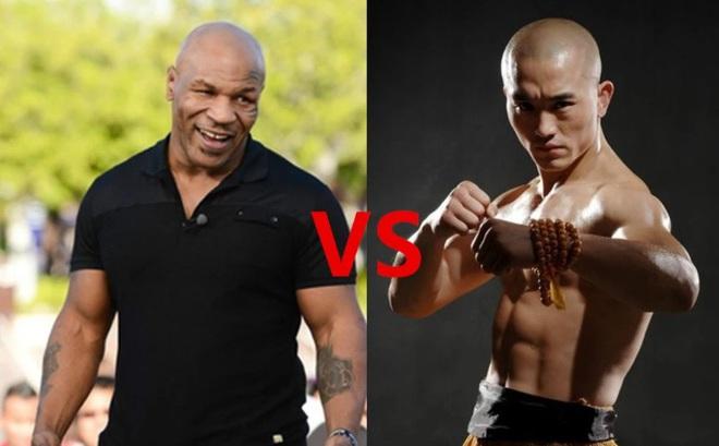 """Yi Long sẽ đánh bại Mike Tyson nhờ """"đòn hiểm"""" của Thiếu Lâm Tự?"""