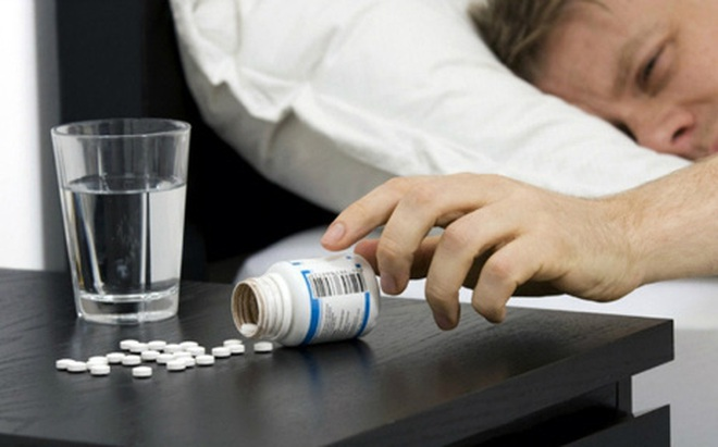 Thuốc an thần cũng có thể gây hại
