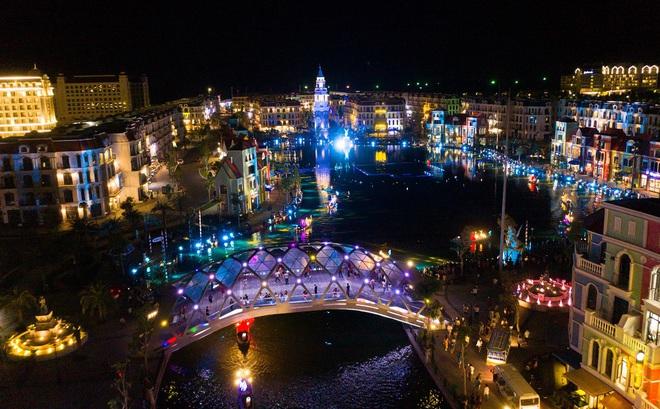 Vingroup khai trương siêu quần thể nghỉ dưỡng, vui chơi, giải trí sánh ngang Jeju, Las Vegas