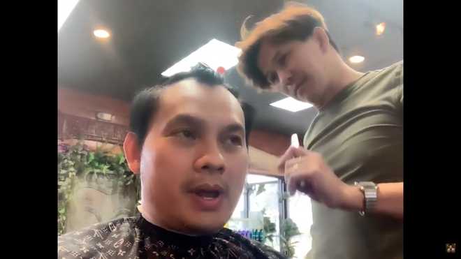 """""""Quách Phú Thành"""" Việt Nam: 52 tuổi vẫn độc thân, bỏ hát đi cắt tóc tại Mỹ - Ảnh 6."""
