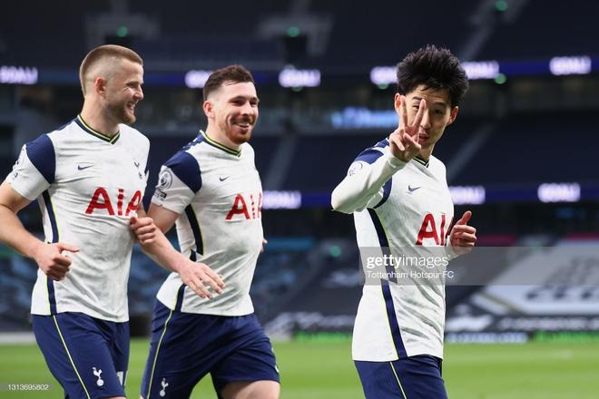 Mộng vô địch của Man United bị giáng một đòn mạnh; Tottenham hồi sinh sau khi sa thải Mourinho - Ảnh 7.
