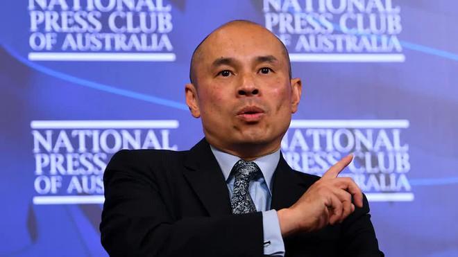 Công sứ TQ mắng Mỹ-Úc thông đồng hại TQ: TQ không phải bò sữa, vắt sữa xong rồi giết thịt  - Ảnh 1.