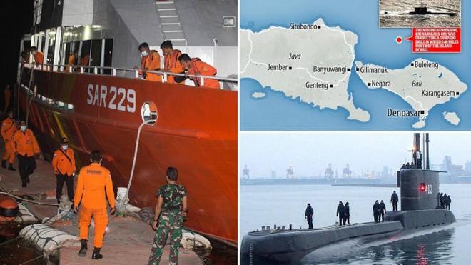 Oxy trên tàu ngầm sắp cạn, Indonesia chỉ còn 72 giờ chạy đua với tử thần - Biến động lớn gần biên giới Ukraine, Nga hành động quá bất ngờ - Ảnh 1.