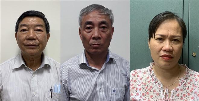 Đề nghị truy tố cựu Giám đốc Bệnh viện Bạch Mai Nguyễn Quốc Anh và đồng phạm - Ảnh 1.