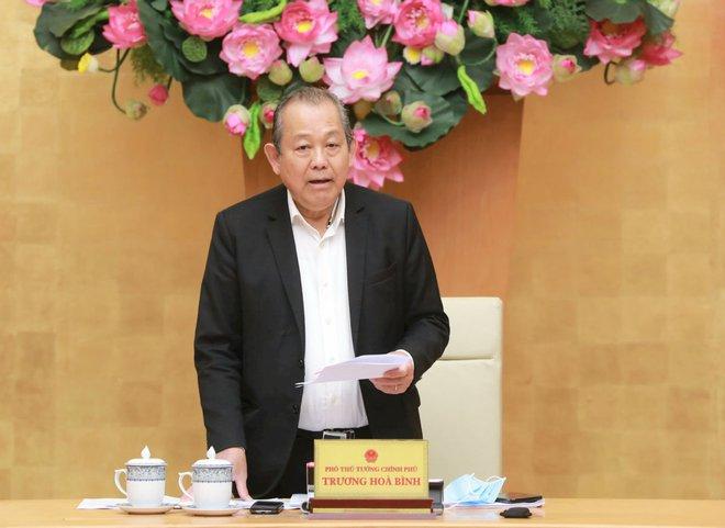 Thủ tướng Phạm Minh Chính và các Phó Thủ tướng có những nhiệm vụ gì theo phân công công tác mới? - Ảnh 1.