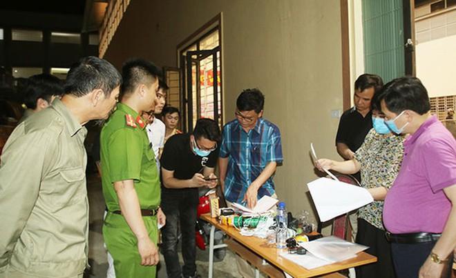 19 đối tượng kéo nhau lên Lào Cai để huyết chiến - Ảnh 3.
