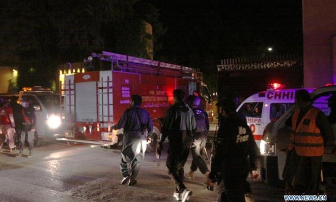 Tình tiết Đại sứ Trung Quốc suýt hứng vụ đánh bom kinh hoàng, thoát nạn trong gang tấc - Ảnh 2.