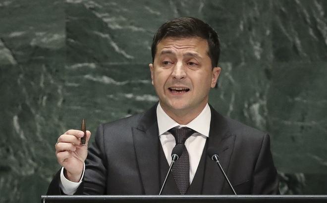 """Tổng thống Ukraine Zelensky thề tử chiến với Nga """"đến người cuối cùng"""""""