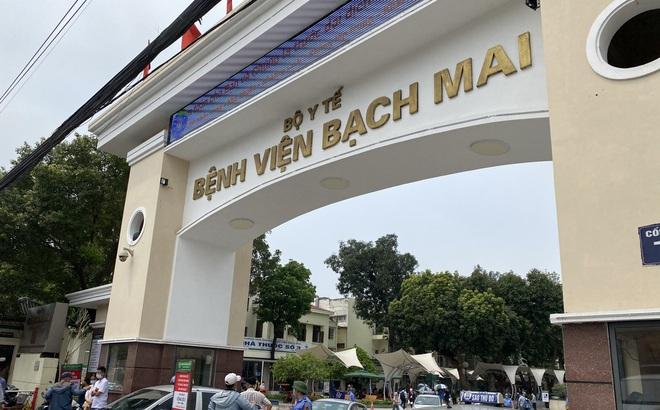 Lãnh đạo BV Bạch Mai: Có trường hợp thu nhập ở Bạch Mai 20 triệu, ra ngoài được trả trên 100 triệu