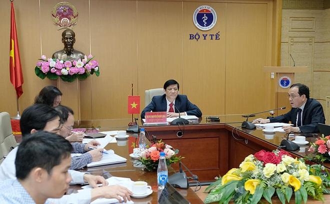 Bộ Y tế: Việt Nam sẵn sàng cử chuyên gia, bác sĩ sang hỗ trợ Campuchia nếu có yêu cầu từ nước bạn