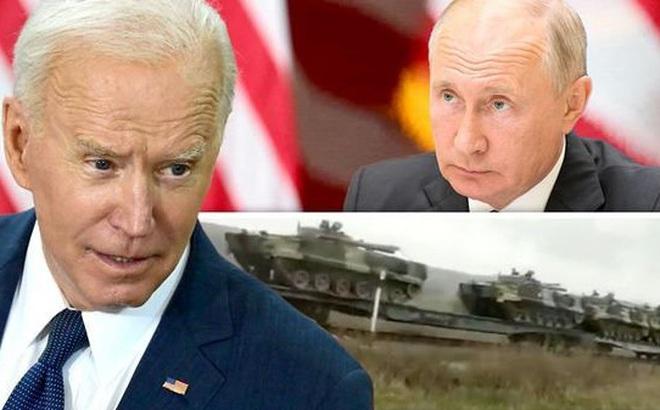 Cựu chỉ huy NATO: Mặc kệ Ukraine, ông Biden không muốn gây chiến với Tổng thống Nga Putin