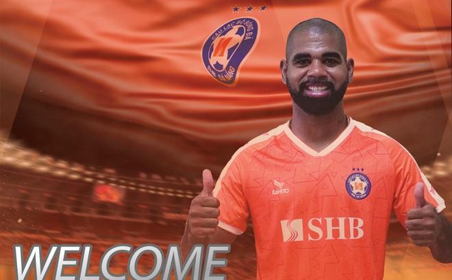 Đà Nẵng ký hợp đồng với ngoại binh xuất sắc nhất V-League 2017