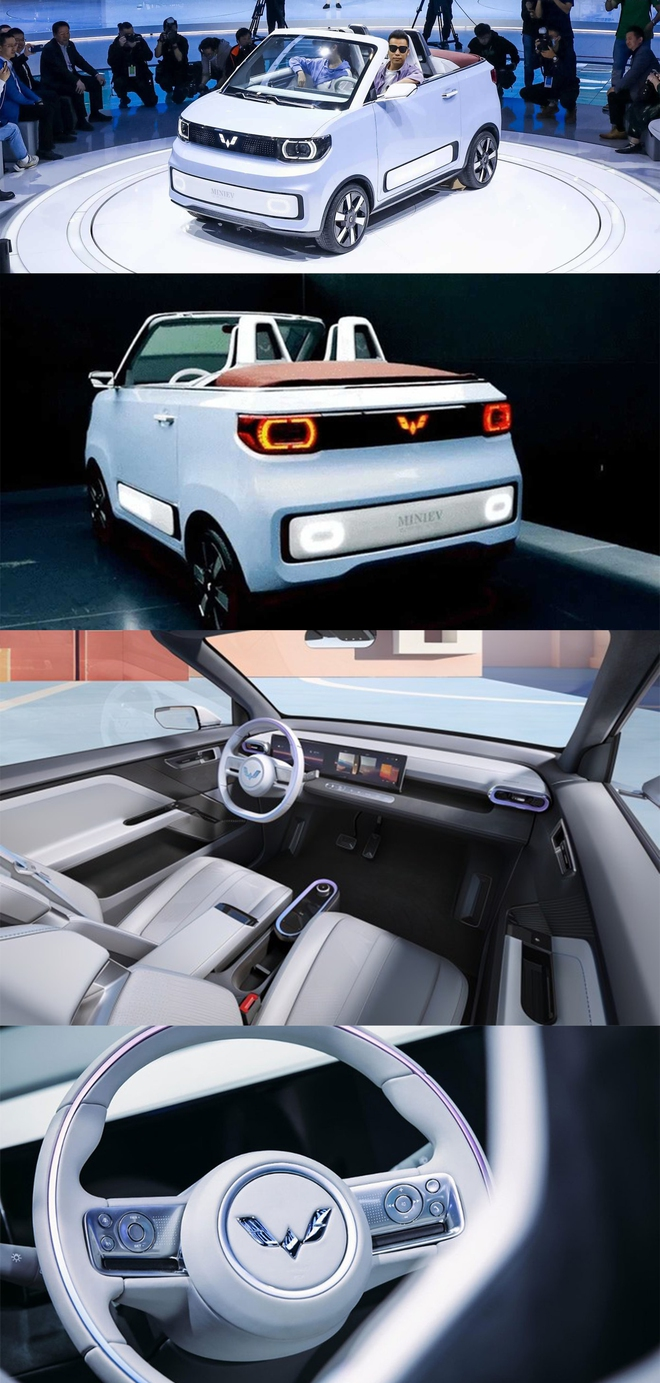 Tại sao chiếc ô tô điện mui trần có giá chỉ như chiếc SH lại là cơn sốt ở Trung Quốc - Ảnh 2.