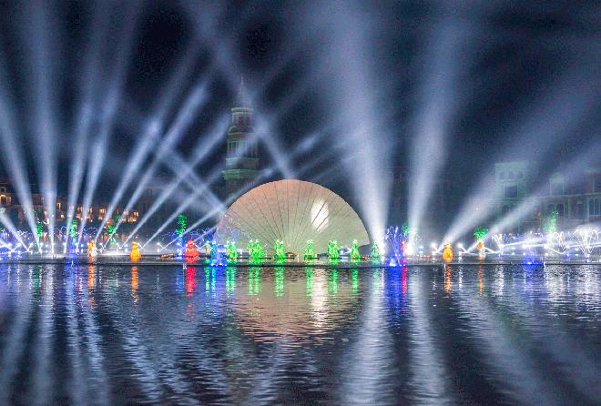 Bên trong siêu quần thể xịn xò tại Phú Quốc cảnh đẹp ngang ngửa đẳng cấp Las Vegas - Ảnh 11.