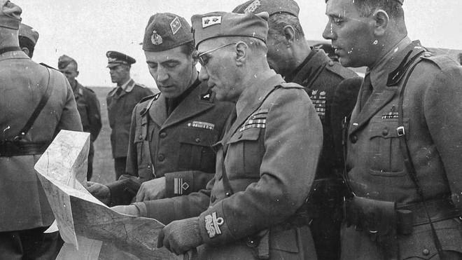 Kề vai Hitler chống lại Hồng quân ở Thế chiến II: Nhìn sâu vào động cơ mỗi nước chọn chiến đấu - Ảnh 2.