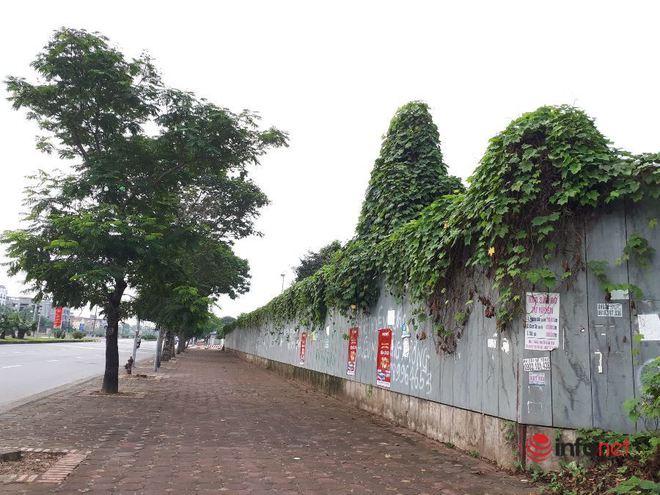 Sắp hết gia hạn, dự án ôm đất vàng của Công ty Long Giang vẫn um tùm cỏ giữa Hà Nội, liệu có bị thu hồi? - Ảnh 3.