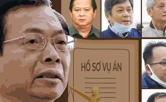 [Info] Toàn cảnh cựu Bộ trưởng Vũ Huy Hoàng và đồng phạm hầu tòa