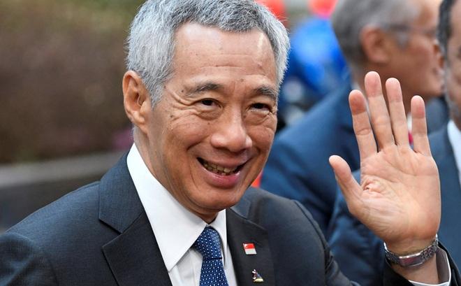 """Ông Lý Hiển Long chỉ ra """"bệnh ung thư"""" nội tại của Trung Quốc cản Bắc Kinh thắng Washington"""