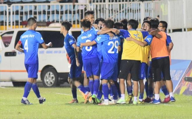 """TRỰC TIẾP bóng đá HAGL vs An Giang trên VTV6 lúc 17h hôm nay: """"Cơn mưa bàn  thắng"""" ở SVĐ Pleiku?"""