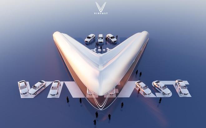 Đây sẽ là showroom của VinFast trên toàn cầu?