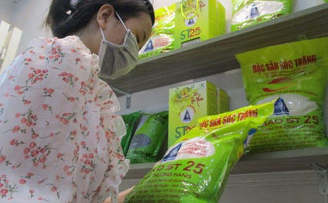 Làm gì để bảo vệ thương hiệu gạo ST25 ở Mỹ?