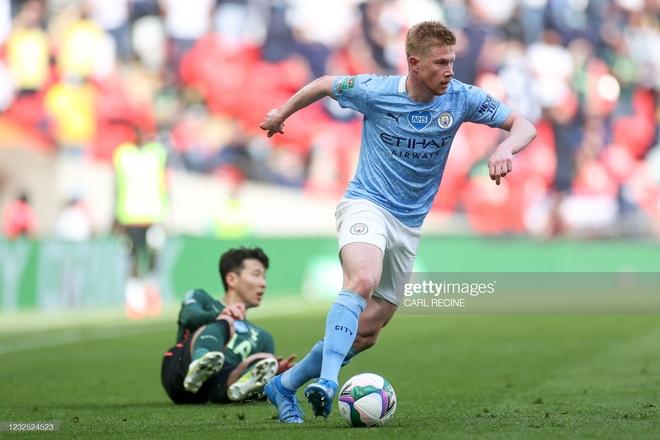 Pep Guardiola rửa hận cho Mourinho, Son Heung-min lại ôm mặt khóc nức nở - Ảnh 2.