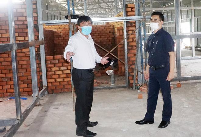 Nơi điểm nóng về dịch tại Hà Tiên: Các bác sĩ BV Chợ Rẫy chưa hẹn ngày về - Ảnh 1.