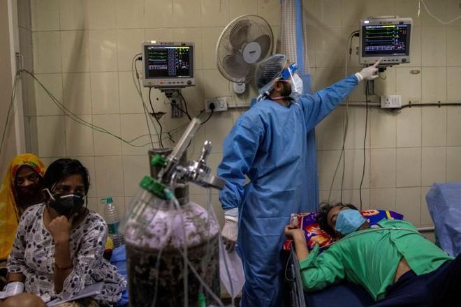 Thảm kịch tại Ấn Độ có phải do chủng virus rất nguy hiểm gây nên? - Ảnh 2.