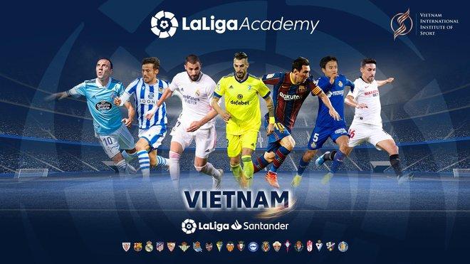 Giải đấu của Messi công bố kế hoạch khủng, đặt mục tiêu đưa cầu thủ Việt khoác áo Real, Barca - Ảnh 1.