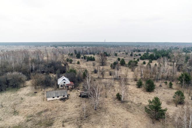 35 năm sau thảm họa hạt nhân, Chernobyl mang khát vọng hồi sinh - Ảnh 3.