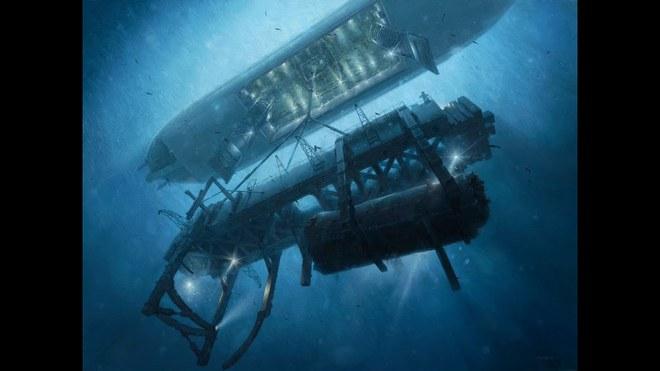 Mỹ từng bí mật trục vớt tàu ngầm mang tên lửa hạt nhân của Liên Xô ở độ sâu 4,9km thế nào? - ảnh 3