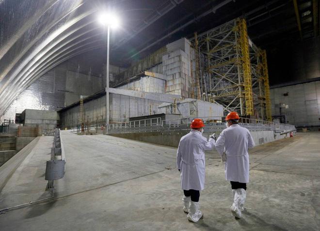 35 năm sau thảm họa hạt nhân, Chernobyl mang khát vọng hồi sinh - Ảnh 4.