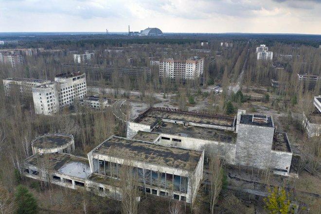 35 năm sau thảm họa hạt nhân, Chernobyl mang khát vọng hồi sinh - Ảnh 5.