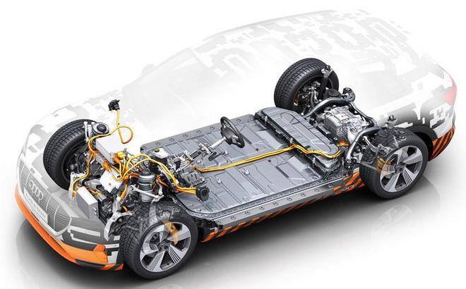 'Trái tim năng lượng' của xe điện: Biểu đồ của Bloomberg tiết lộ 'giá gốc' loại pin dùng cho xe điện Vinfast