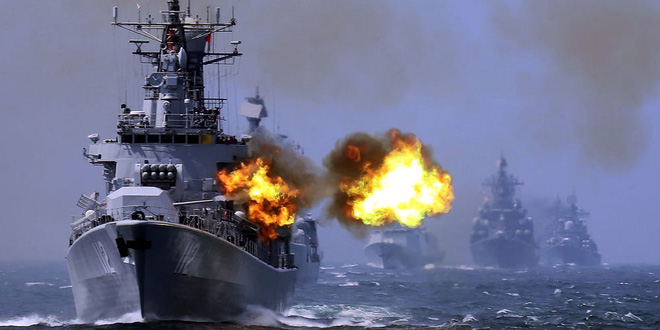 4 kịch bản hải chiến khốc liệt giữa Mỹ và Trung Quốc: Đài Loan có nguy cơ bùng nổ cao nhất - Ảnh 1.