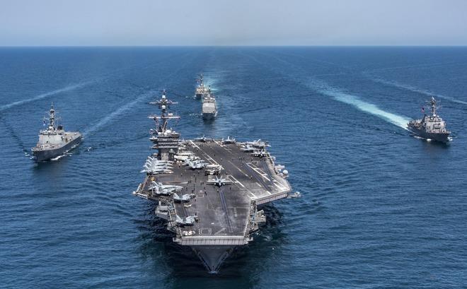 4 kịch bản hải chiến khốc liệt giữa Mỹ và Trung Quốc: Đài Loan có nguy cơ bùng nổ cao nhất - Ảnh 2.